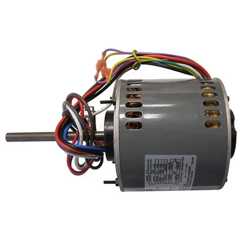 air conditioner blower motor capacitor evaporator blower fan motor 1 5 1 2 horsepower 1075 rpm 208 230 volts national air
