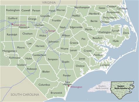 nc zip code map county zip code maps of carolina