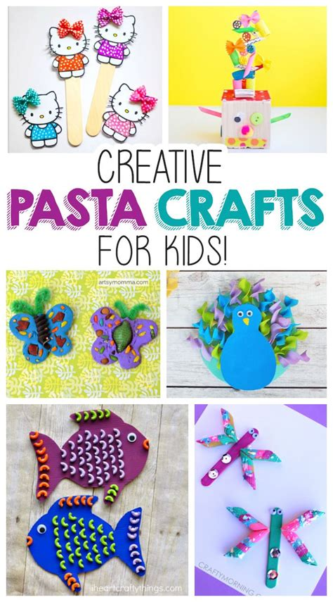 macaroni crafts for 17 best images about back to school on