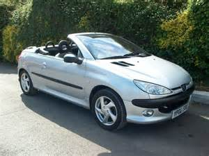 Peugeot Convertible 206 Peugeot 206 1 6 Coupe Cabriolet Photos And Comments Www