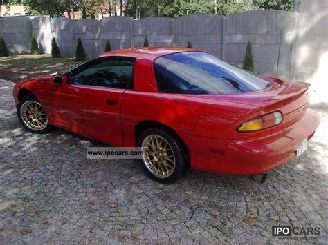 Chrysler Camaro by 2004 Chrysler 1996 Chevrolet Camaro 3 8 V6 Car