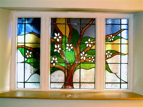 Courtyard Home Designs by Stained Glass Windows Mirrors Lightcatchers Designs
