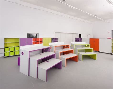 multifunctional step seating benching for breakout spaces furniture for