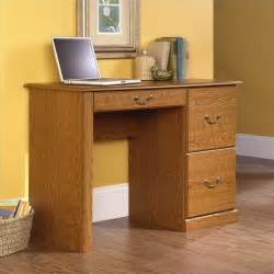 Small Wooden Desk Sauder Orchard Small Wood Carolina Computer Desk Ebay