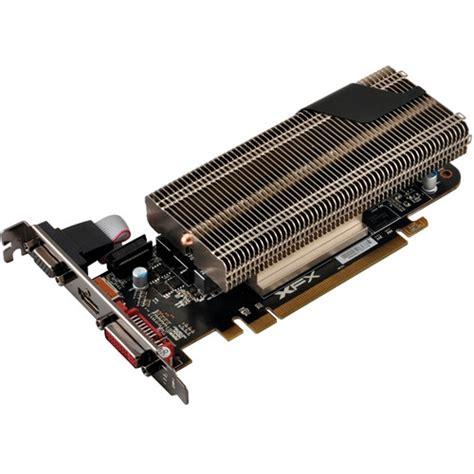 Vga Xfx R7 240 xfx amd radeon r7 240 graphics card r7 240a clh4 b h