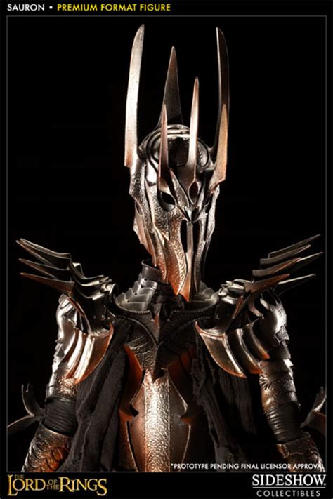 Exclusive T Shirt Armour Premium Impor Limited Premium Sporty 20 The Lord Of The Rings Sauron Premium Format Figure By
