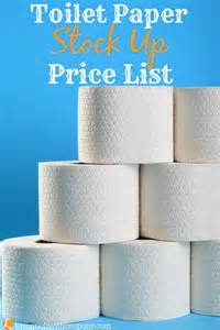 toilet paper stock  price list    toilet paper coupons living rich  coupons