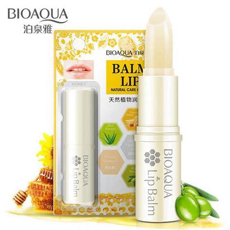 Bioaqua Aloe Vera Lipbalm bioaqua plants fruit lip balm honey aloe