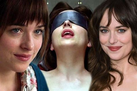 celebrity pubic hair bloopers full frontals dakota johnson s pubic hair was fake in fifty shades and