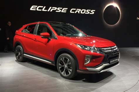 2019 Mitsubishi Cross by 2019 Mitsubishi Eclipse Cross Overview Release Date Specs
