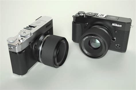 nikon mirrorless frame new nikon mirrorless cameras to be announced in late 2017