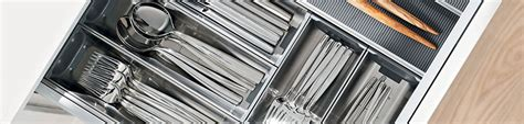Stainless Steel Drawer Inserts by Orga Line Cutlery Tray Blum Drawer Inserts Cutlery Insert