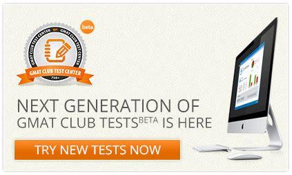 Club Mba Gmat by Gmat Club Tests