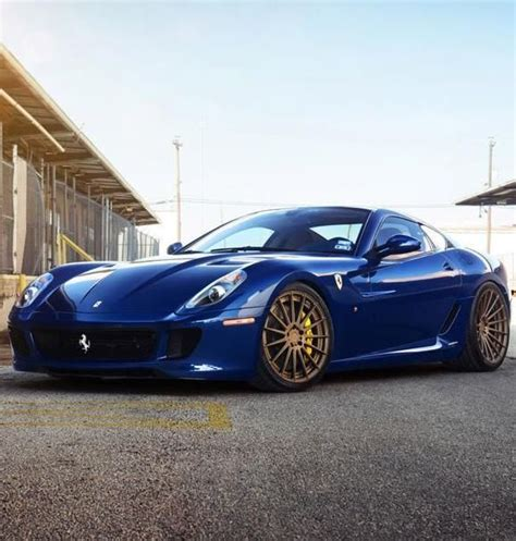 fiorano cars 599 gtb 2008 fiorano fast cars cars and the