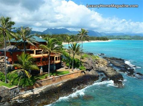 hawaii houses mansions home and lifestyle on pinterest
