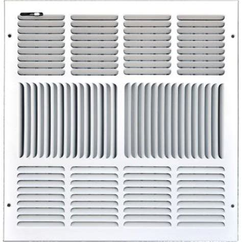 Ceiling Air Vents Home Depot by Speedi Grille 16 In X 16 In Ceiling Sidewall Vent