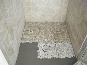 Pebble Tile Bathroom Ideas » Home Design