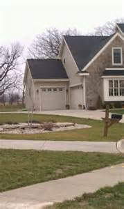 L Shaped House With Garage L Shaped Garage Dream Home Pinterest