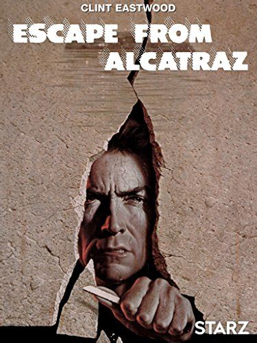 amazoncom escape  alcatraz clint eastwood patrick
