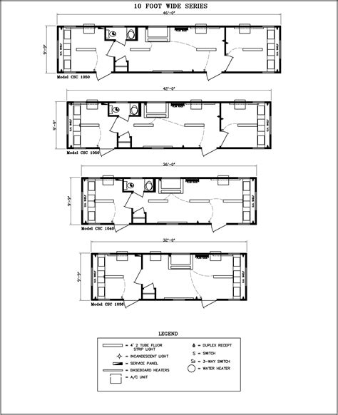 modular building floor plans commercial structures corp