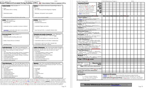 Detox Assessment Form by Banana Bag For Withdrawal Style Guru Fashion