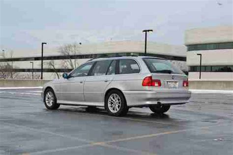 sell used 2003 bmw 525ita ta station wagon in chicago