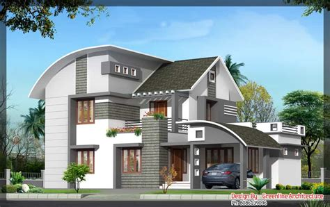 New Home Designs by House Plan And Elevation For A 4bhk House 2000 Sq Ft