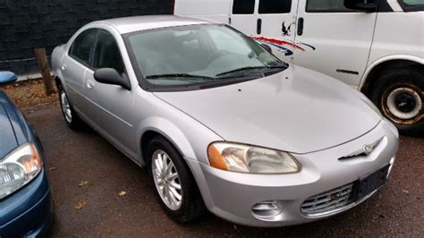 2006 chrysler sebring touring mpg 2006 chrysler sebring sdn touring thorp auto world thorp wi