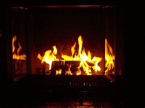 Fireplace Loop by Beaux Gifs Animes