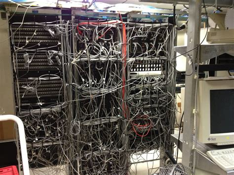 Server Rack Wiring Best Practices by
