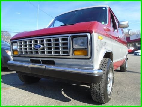 how it works cars 1988 ford e series electronic toll collection 1988 e150 used 5l v8 16v automatic rwd for sale ford e series van 1988 for sale in local pick