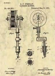 tattoo pen inventor history of the tattoo machine how thomas edison samuel o