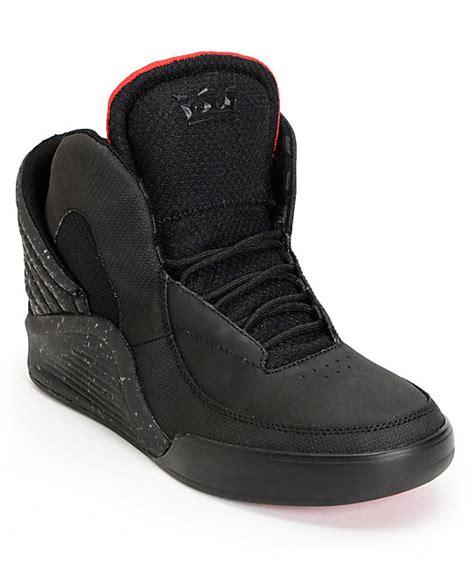 schuhe chagner satin lil wayne x supra spectre chimera black satin tuf shoes