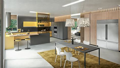 sophisticated contemporary kitchens with cutting edge design a look at contemporary kitchen installation