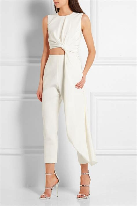 Wedding Attire Jumpsuits by Find The Wedding Dress For Your Zodiac Sign