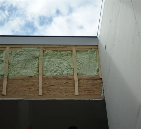 curtain wall insulation poppem april 2014
