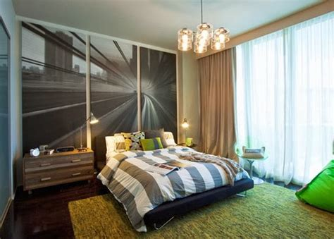 Clever Bedroom Decorating Ideas by 30 Creative Bedroom Wallpaper Ideas Designs