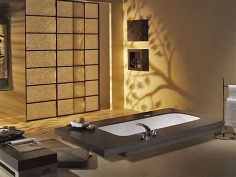 Modern Japanese Bathroom Decorations Japanese Interior Style Design Ideas Modern