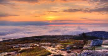Cadillac Mountain Weather Acadia National Park There S Nothing Like The Here
