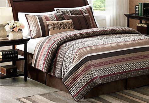 full queen bedroom sets 5 tanner full queen bedroom set huxley red 5 pc full queen coverlet set
