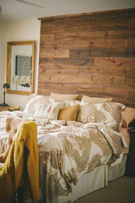 wood headboard ideas 25 stunning wood pallets headboard to feel wow