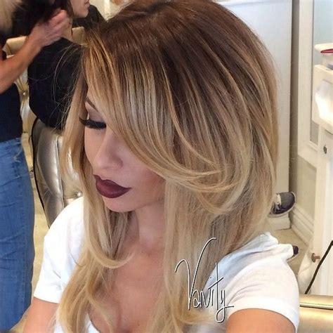 ambray on sort hair cheveux courts 224 mi longs m 233 ch 233 s une magnifique tendance