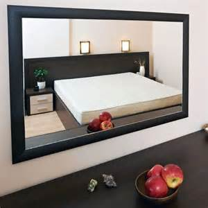 custom wall mirror for bedroom mirrors