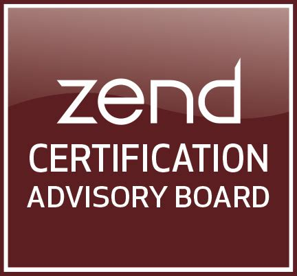 php tutorial for zend certification zend certification programs