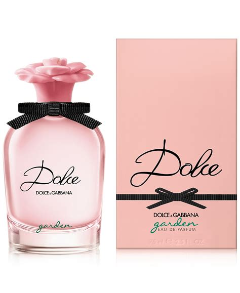 Dolce Gabbana Dolce Gabbana dolce garden dolce gabbana perfume a new fragrance for