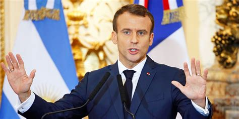 emmanuel macron yellow vests emmanuel macron address on yellow vest protests raises