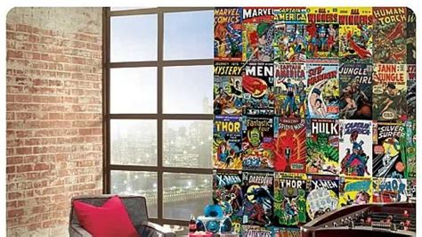 comic wall mural comic collectibles marvel comic book wall mural comic vine