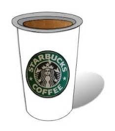 Starbucks Cup Clipart (41 )
