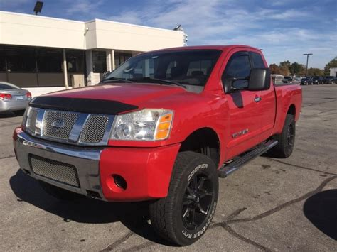2007 nissan titan price nissan titan 2007 cars for sale