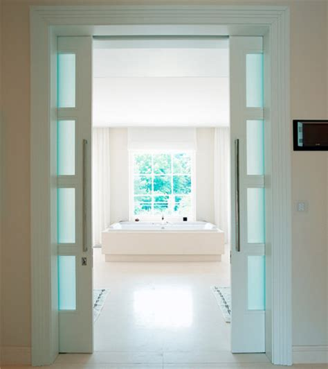 puertas de interior modernas puertas interiores modernas blancas